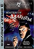 Masters of Mayhem: Horror Hotel/The Bat/The Gorilla