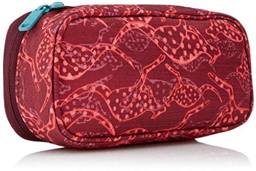 Chiemsee Pencase - Mochila Unisex adulto Rojo (Cangoobatik)