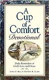 A Cup of Comfort Devotional, James S., Jr. Bell, Stephen R. Clark, 1593370903