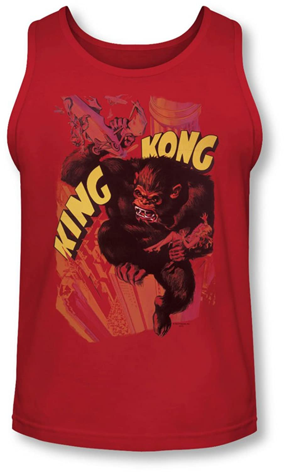 King Kong - Mens Plane Grab Tank-Top