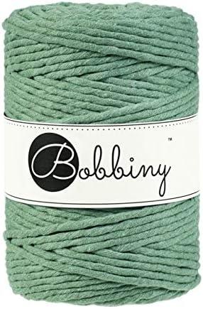 100 m Wahl Natural Bobbiny Macrame Cords 5 mm