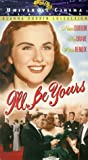 I'll Be Yours [VHS]