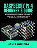 Read RASPBERRY Pi 4 BEGINNER'S GUIDE: The Complete User Manual For Beginners to Set up Innovative Projects on Raspberry Pi 4 (2020 Edition) Reader