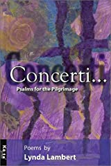 Concerti: Psalms for the Pilgrimage Paperback