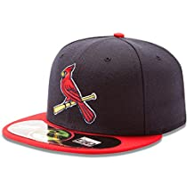 St Louis Cardinals 59Fifty Authentic Fitted Performance Alternate 2 MLB Baseball Cap