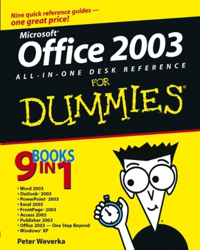 Office 2003 All-in-one Desk Reference for Dummies: Amazon co