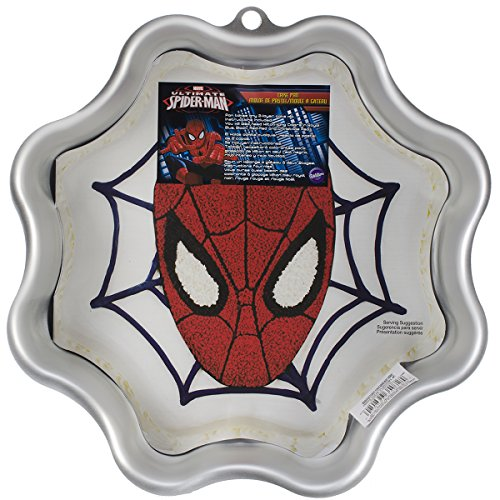 Wilton 2105-5072 Ultimate Spider-Man Cake Pan