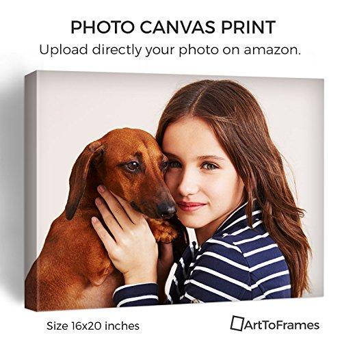 ArtToFrames Photo Canvas Gallery Wrap