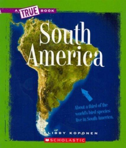 South America (New True Books: Geography) pdf epub