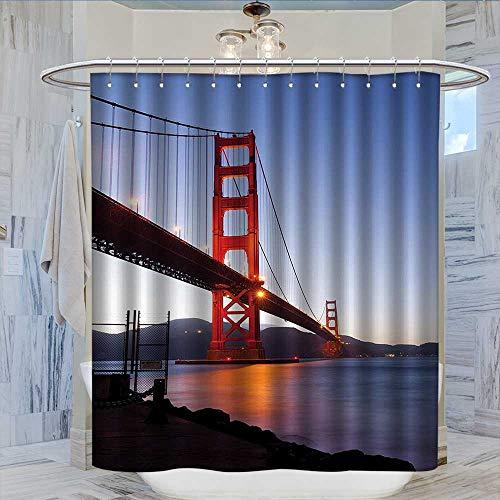 San Francisco Giants Shower Curtain