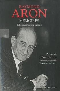 Mémoires par Aron