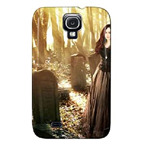 TPU Brown Serenity Fantasy Serenity Cover Case For Sumsang Galaxy S4