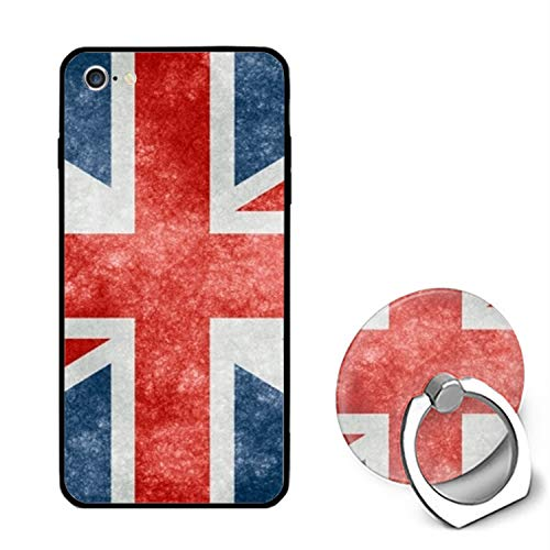 UK Grunge Flag iPhone 6 / 6s Case Ultra Light Slim Fit Anti Scratch Fingerprint Premium with -