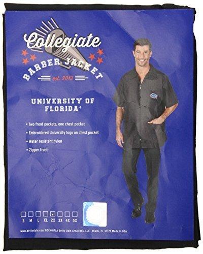 Collegiate Lightweight Nylon Barber Jacket, University of Florida, 2X by - University Florida Mall
