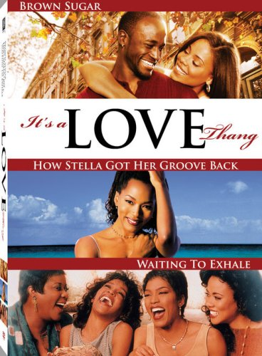 It's a Love Thang Boxset (Brown Sugar / How Stella Got Her Groove Back / Waiting to Exhale)