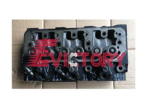- Genuine Yanmar 3TNV84 3TNV88 cylinder head with full gasket kit fit for IHI-40NS