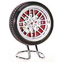BBS Wheels Rim Tire Alarm Clock