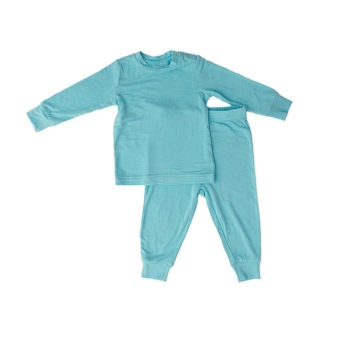 Amazon.com: Pijamas, manga larga – Pajama Set Las Niñas y ...
