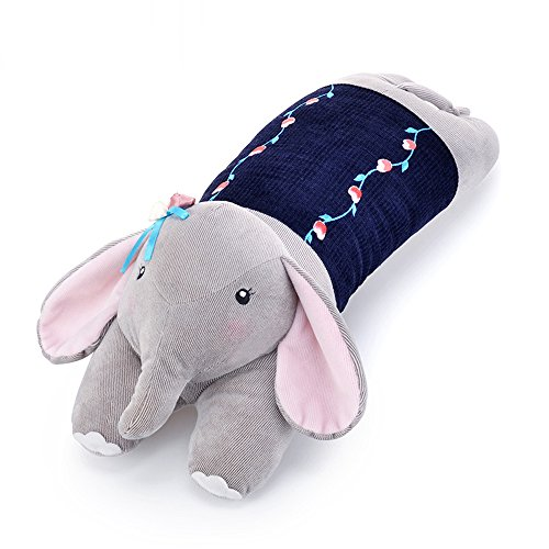 Lacheln Stuffed Elephant Dolls Cartoon Nursery Plush (Buy Keychains In Bulk)