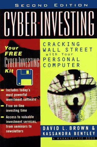 Cyber Investing  Cracking Wall Street With Your Personal Computer  A Marketplace Book