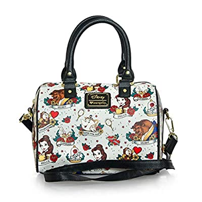 Beauty and the Beast Belle Tattoo Hangbag Bag