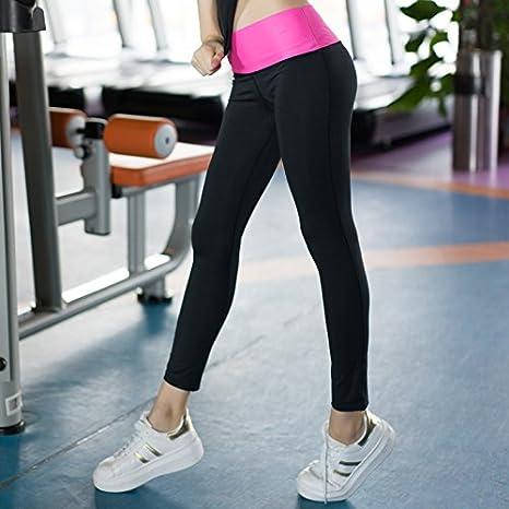 43465b713c08c7 Buy Generic Red, M : High Elasticity Yoga pants Women Quick Drying Sports  Tights Female Gym Fitness Running Leggings Sport Trousers Girl Yoga Pants  Online ...