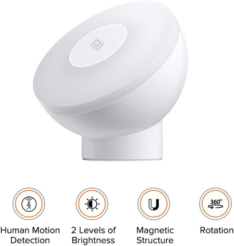 Xiaomi Lámpara activada con movimiento - Night Light 2, White
