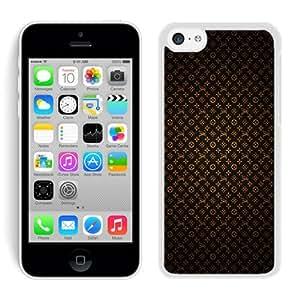 For iPhone 5C,Louis Vuitton 37 White iPhone 5C Case Online