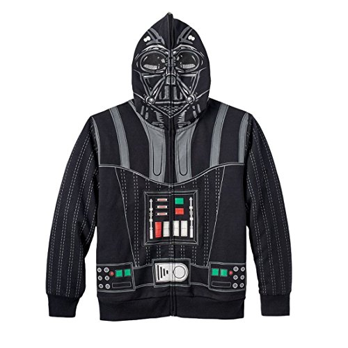 Star Wars Costume Full Zip Hoodie