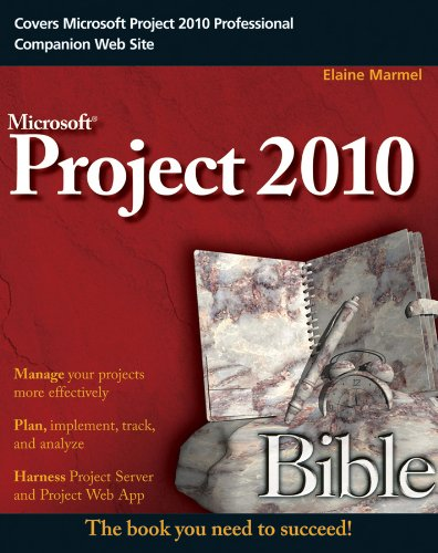 Download Project 2010 Bible Pdf