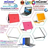 "mCover Hard Shell Case for Late-2019 15.6"" HP"