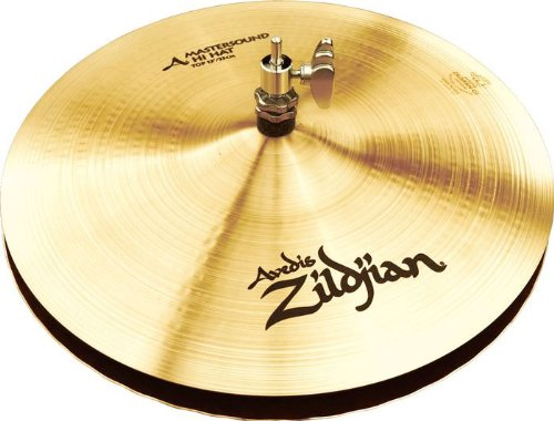 Zildjian A Series 13'' Mastersound Hi Hat Cymbals Pair