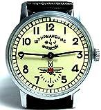 POBEDA SHTURMANSKIE VERY RARE Mechanical Men's Wristwatch Made in USSR