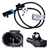 XuBa 1 Pair Professional Wheel Speed Sensor Front