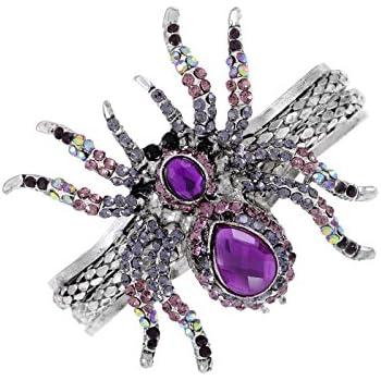 Halloween Spider Bracelets