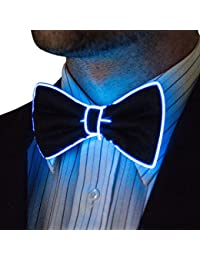 Light Up Bow Tie, One Size