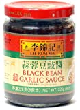 Lee Kum Kee Black Bean Garlic Sauce - 8 oz.