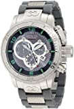 Invicta Corduba Ibiza Swiss Chronograph Men's Watch - Gray / Silver Tone - 6675