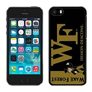 Iphone 5c Case Ncaa ACC Atlantic Coast Conference Wake Forest Demon Deacons 3 Apple Iphone Case