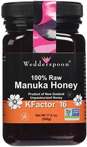 Wedderspoon Manuka Honey Active 17 6 Ounce product image