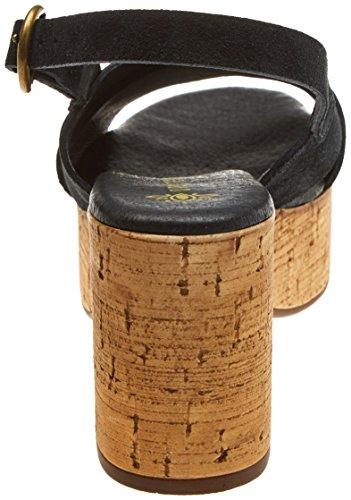 Femme Ivory amp; Blk CLOUD Sandales MUSSE Noir Plateforme W8XwABB0x