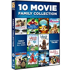 10 Movie Family Collection (2013)