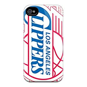 High Impact Dirt/shock Proof Case Cover For iPhone 5 5s (los Angeles Clippers)