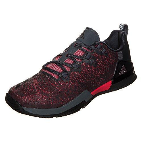 Adidas Crazypower Tr W, Chaussures de Tennis Femme, Gris (Onix/Grmeva/Rosbas), 42 EU