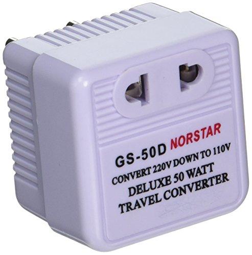 50 Watt Travel Voltage Converter Adapter product image