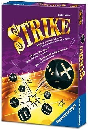 Strike Family Game by Ravensburger by Ravensburger: Amazon.es: Juguetes y juegos