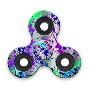 Spinner Squad High Speed & Longest Spin Time Fidget Spinners (splatter paint)