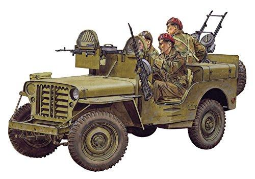 dragon-models-sas-raider-1-4-ton-4-x-4-truck-eto-1944-and-2nd-sas-regimen-military-land-vehicle-mode