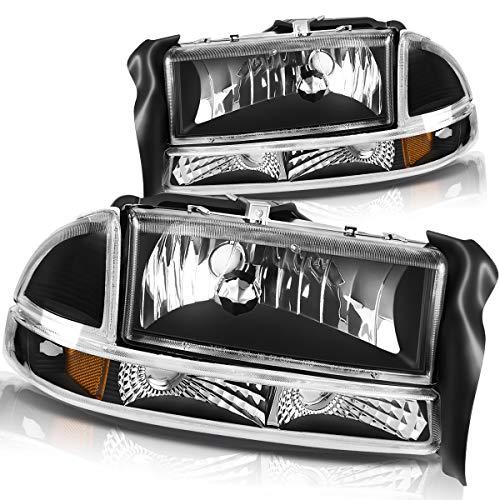 01 dodge dakota headlights - 4