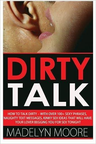 dirty talk ideas